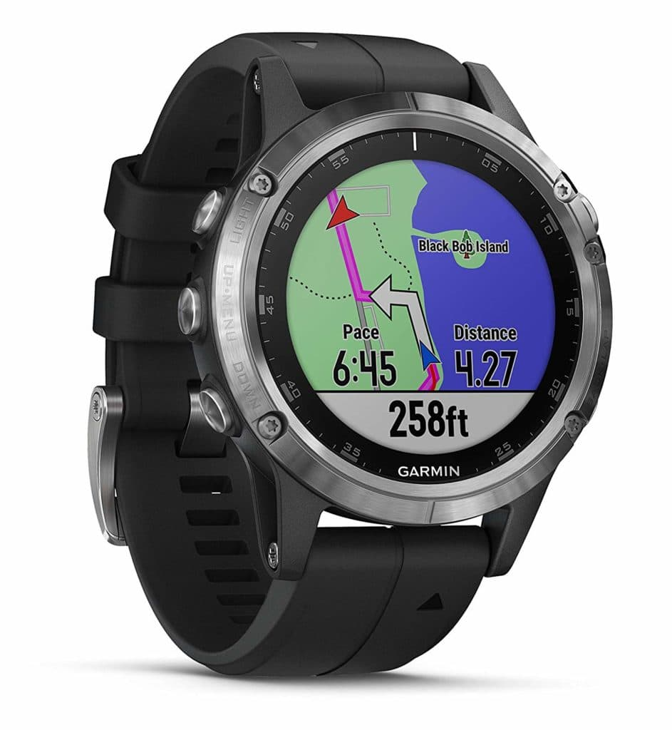Garmin Forerunner 945 vs Fenix 5 Plus Multisport Watch Comparison 5