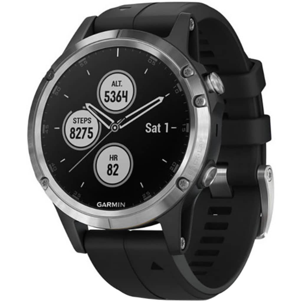 Garmin Forerunner 945 vs Fenix 5 Plus Multisport Watch Comparison 2
