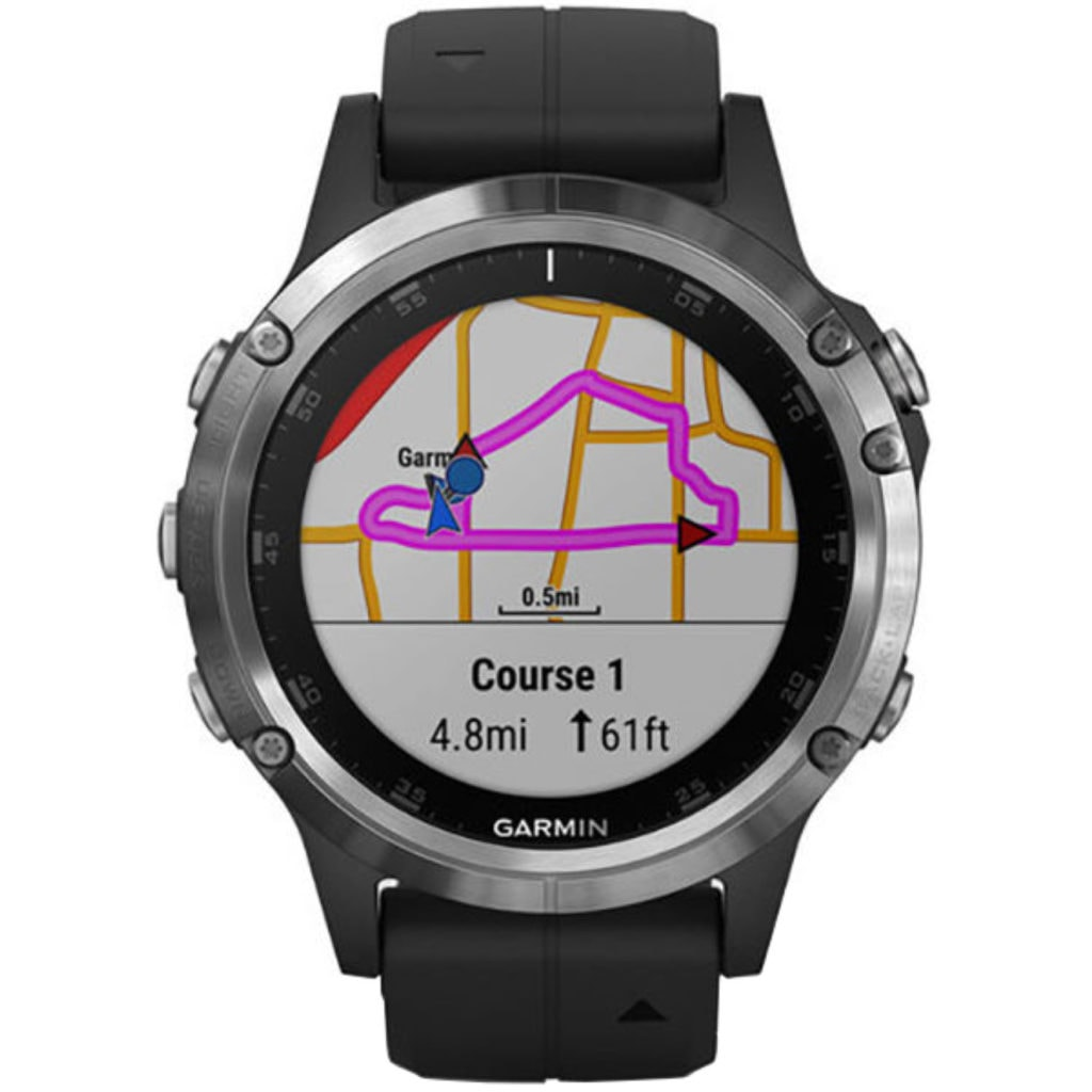 Garmin Forerunner 945 vs Fenix 5 Plus Multisport Watch Comparison 3