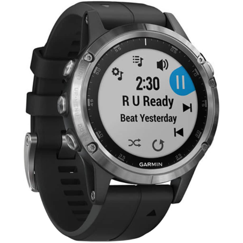 Garmin Forerunner 945 vs Fenix 5 Plus Multisport Watch Comparison 4