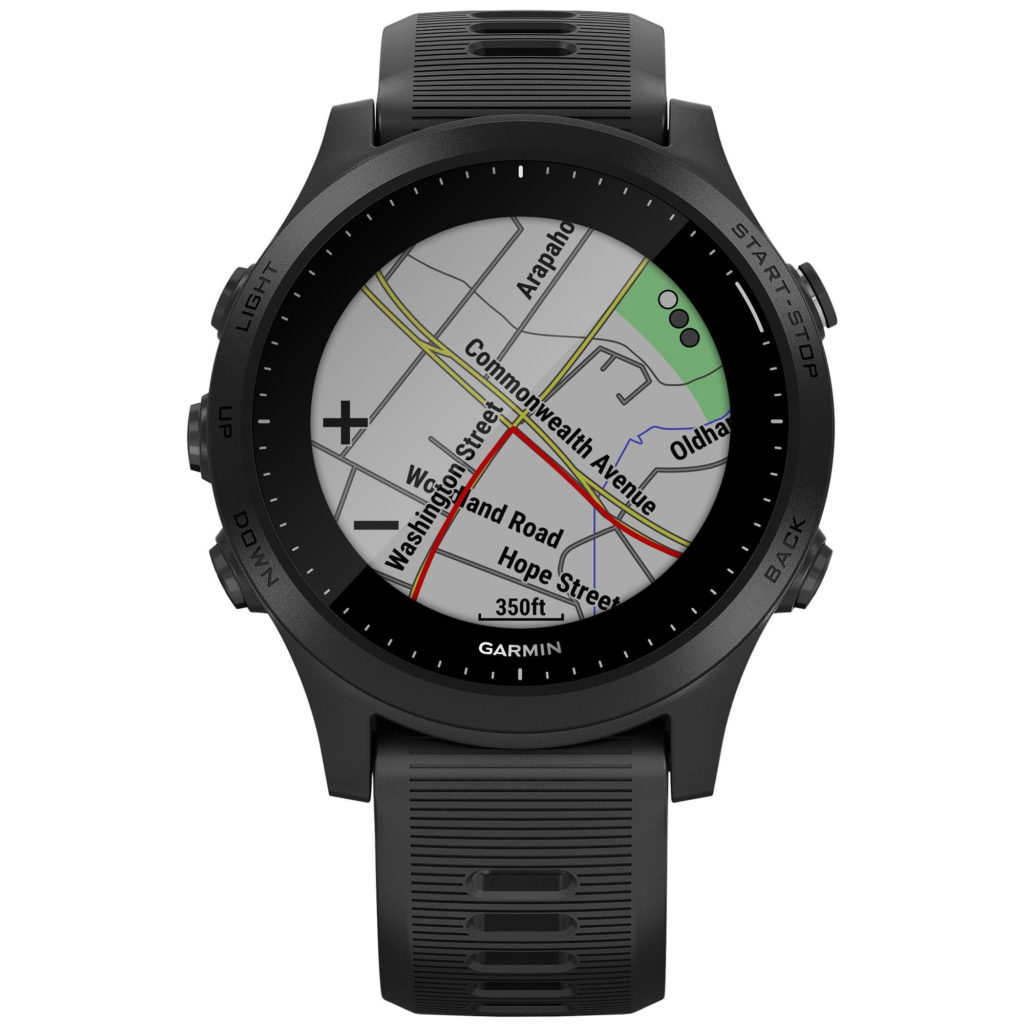 Garmin Forerunner 945 vs Fenix 5 Plus Multisport Watch Comparison 11