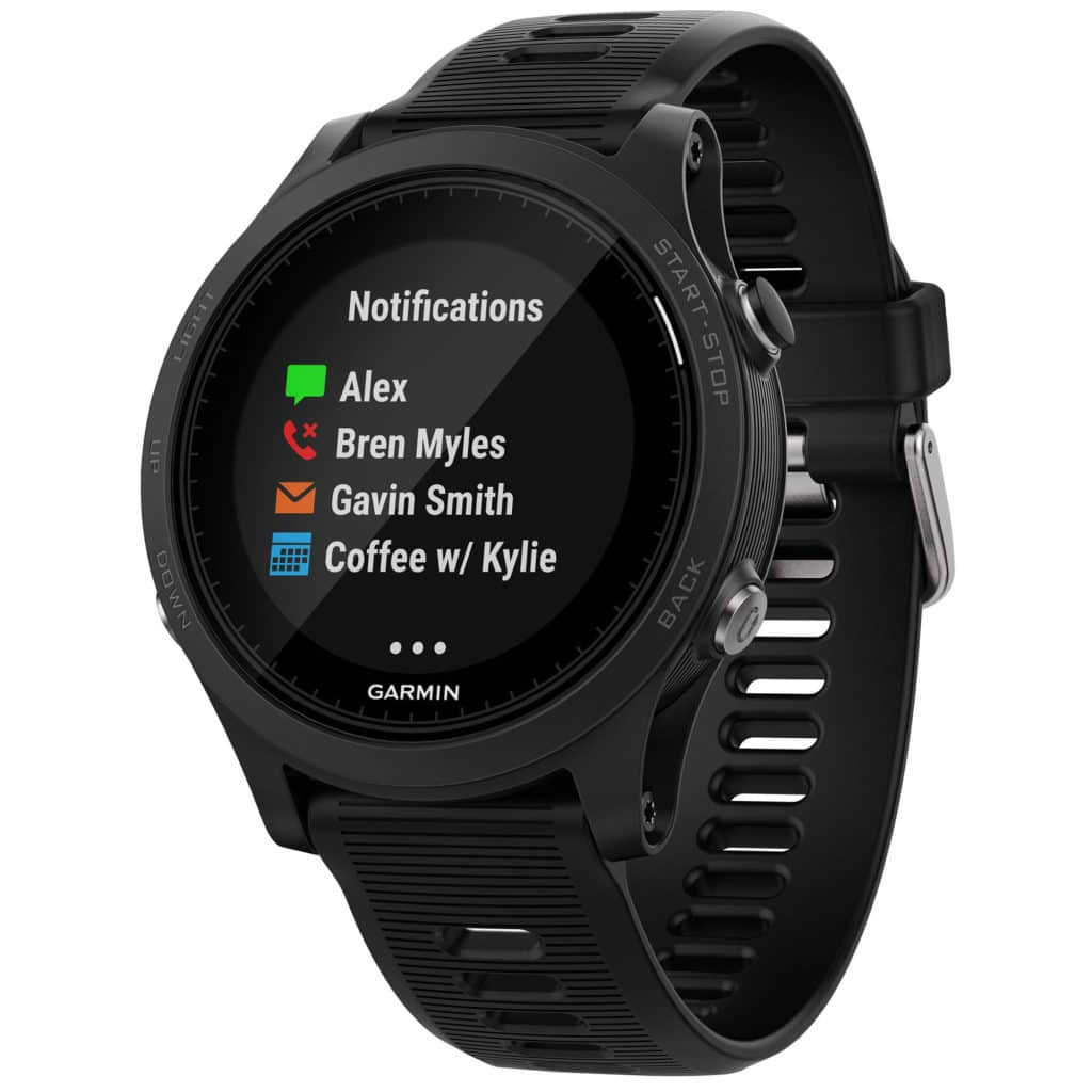 Garmin Forerunner 945 vs Fenix 5 Plus Multisport Watch Comparison 7