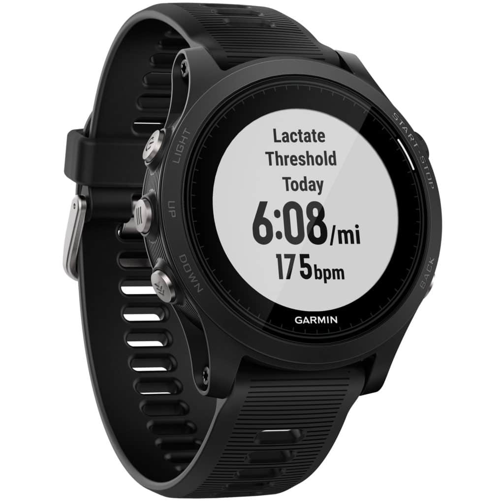 Garmin Forerunner 945 vs Fenix 5 Plus Multisport Watch Comparison 10