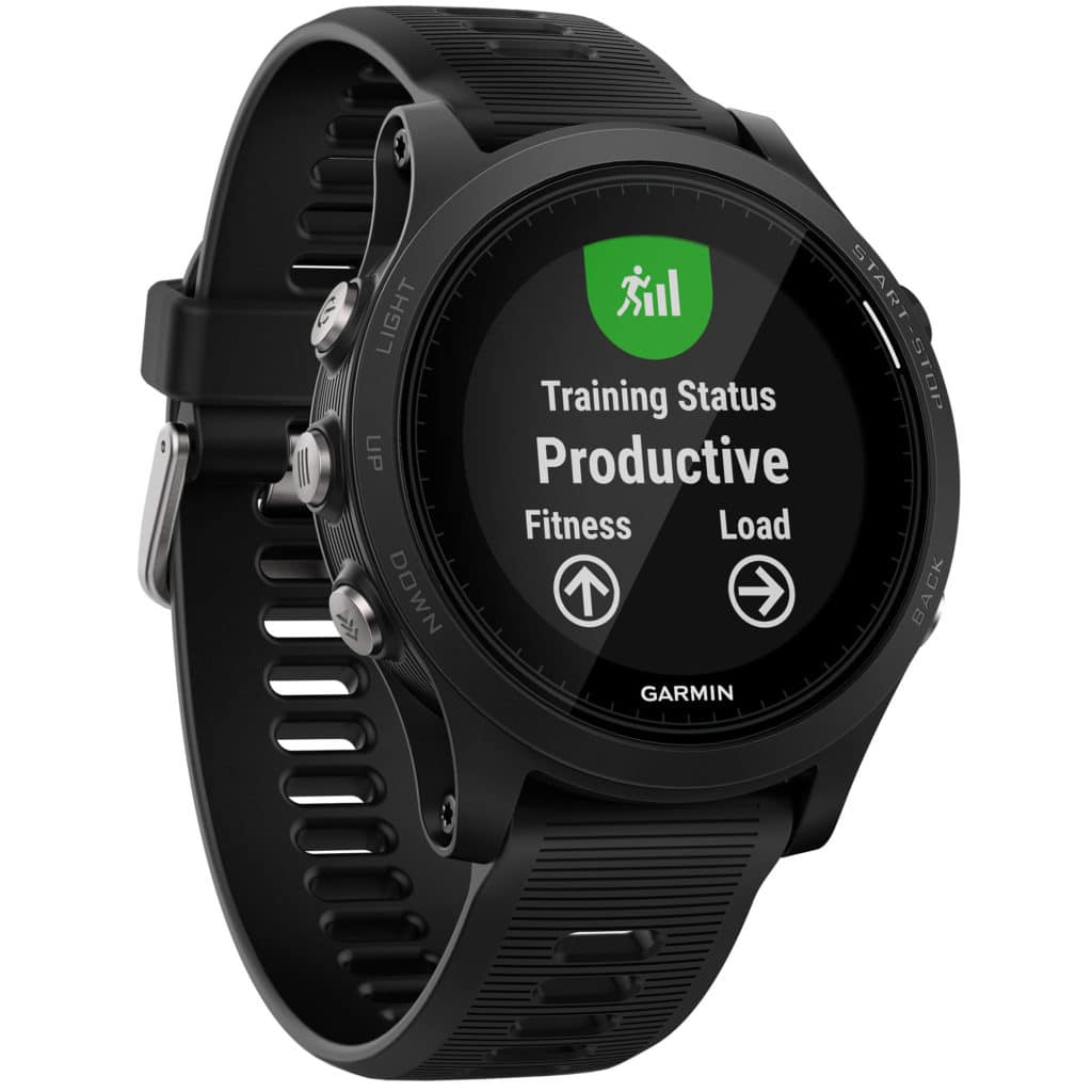 Garmin Forerunner 945 vs Fenix 5 Plus Multisport Watch Comparison 8