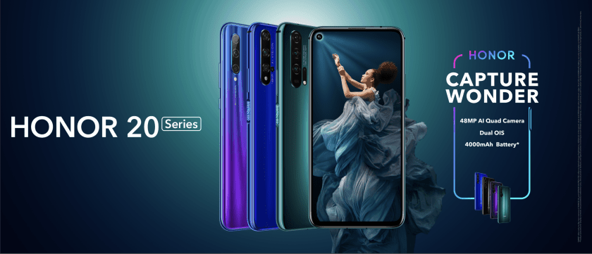 Honor 20 Pro could be the best value camera phone on the market at €599/£549.99 but who knows when it will be available