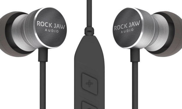 Rock Jaw Audio T5 Ultra Review – Bluetooth 5.0, USB-C, tuneable earphones for just £75