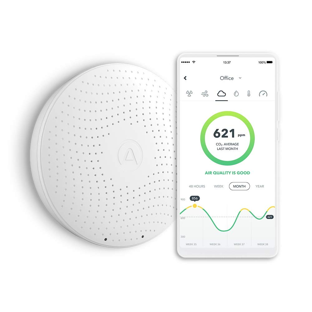 Airthings Wave Plus review – Smart air quality monitoring with radon detection 5