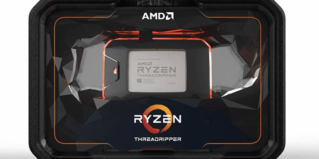 64-Core AMD Threadripper CPU to land in 2019