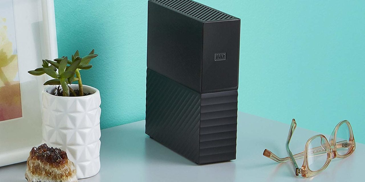 Western Digital My Book 10TB Review & Shucking Guide