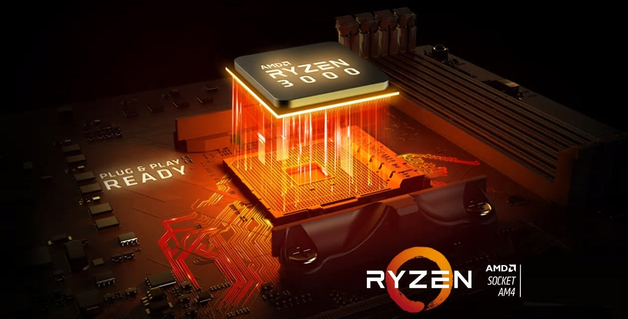 AMD Ryzen 5 3600 Benchmarks Leaked. Competes with Intel i9-9900k in gaming