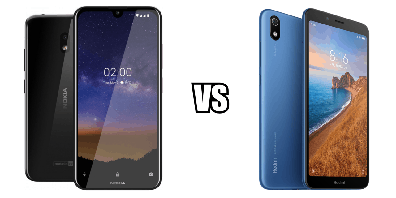 Nokia 2.2 vs Xiaomi Redmi 6A vs Redmi 7A – Which is the best cheap Android phone (sub £100)