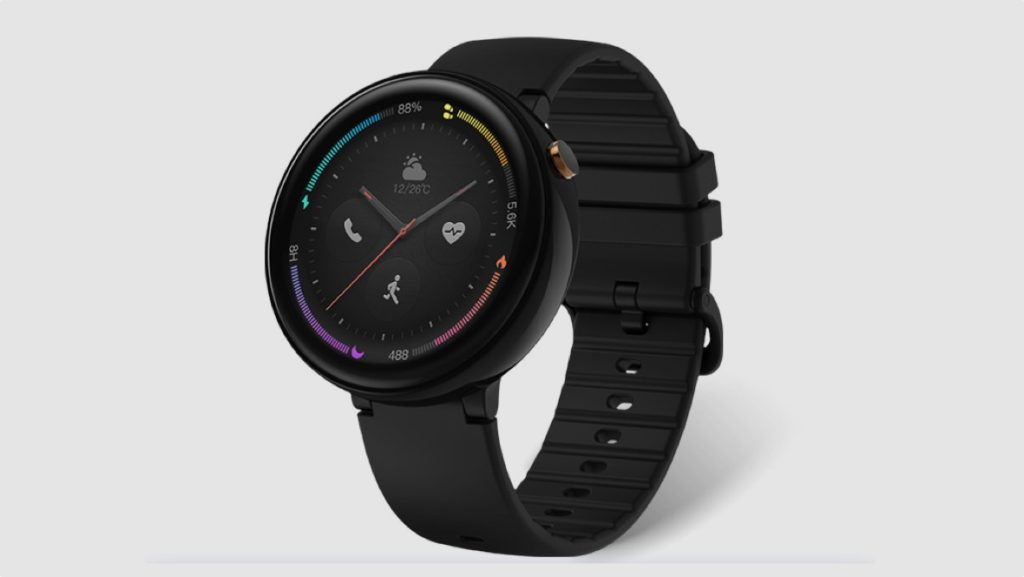 Huami Amazfit Verge 2 vs Verge 1 - Upgraded to quad-core Snapdragon Wear 2500, with EcG and NFC 1