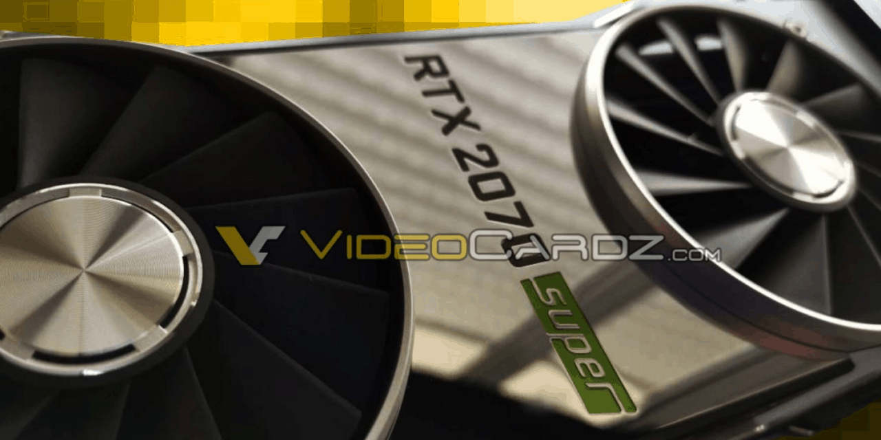 Nvidia GeForce RTX 2070 SUPER & RTX 2060 SUPER final specifications revealed