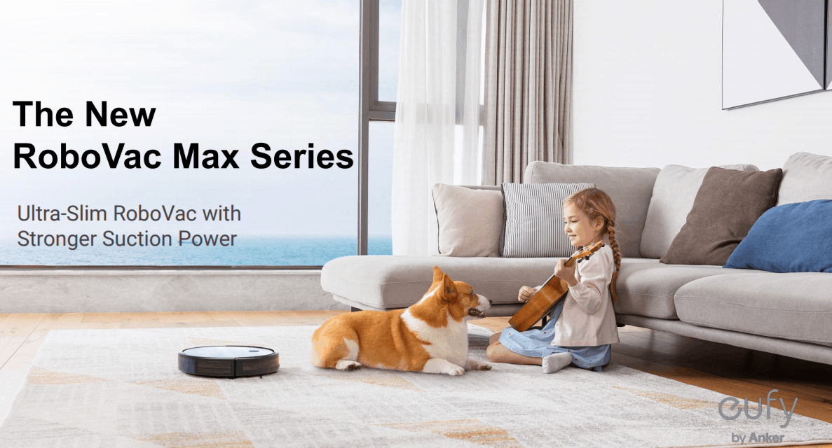 Anker RoboVac Max 11s & 15c launched with 25% discount
