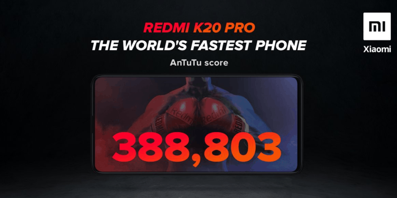 Xiaomi Redmi K20 Pro vs OnePlus 7 Pro in AnTuTu – There is a new world's fastest phone