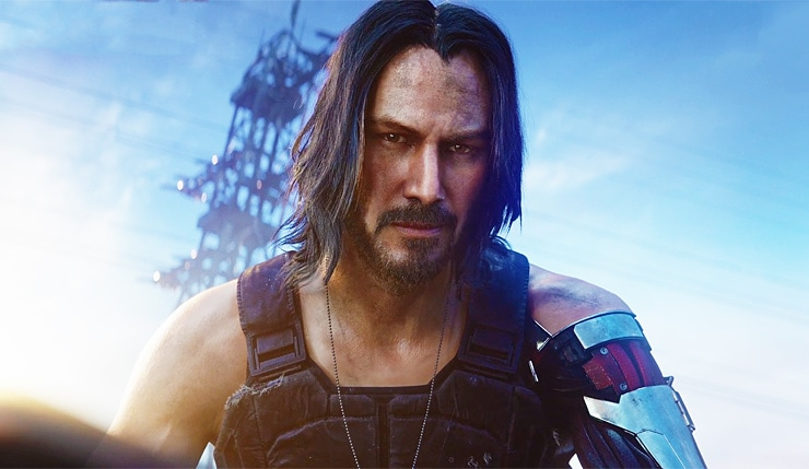 Cyberpunk 2077 launches April 2020 – Pre-order now on Steam for £49.99