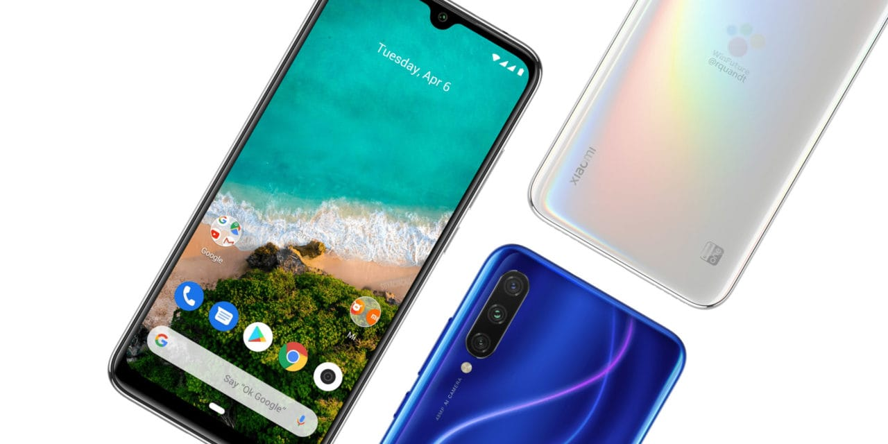 Xiaomi Mi A3 launches for £225 – Android One version of Mi CC9e with a low-resolution 720p screen