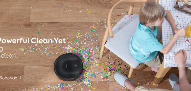 Anker Eufy RoboVac 11s Max Robot Vacuum Cleaner Review