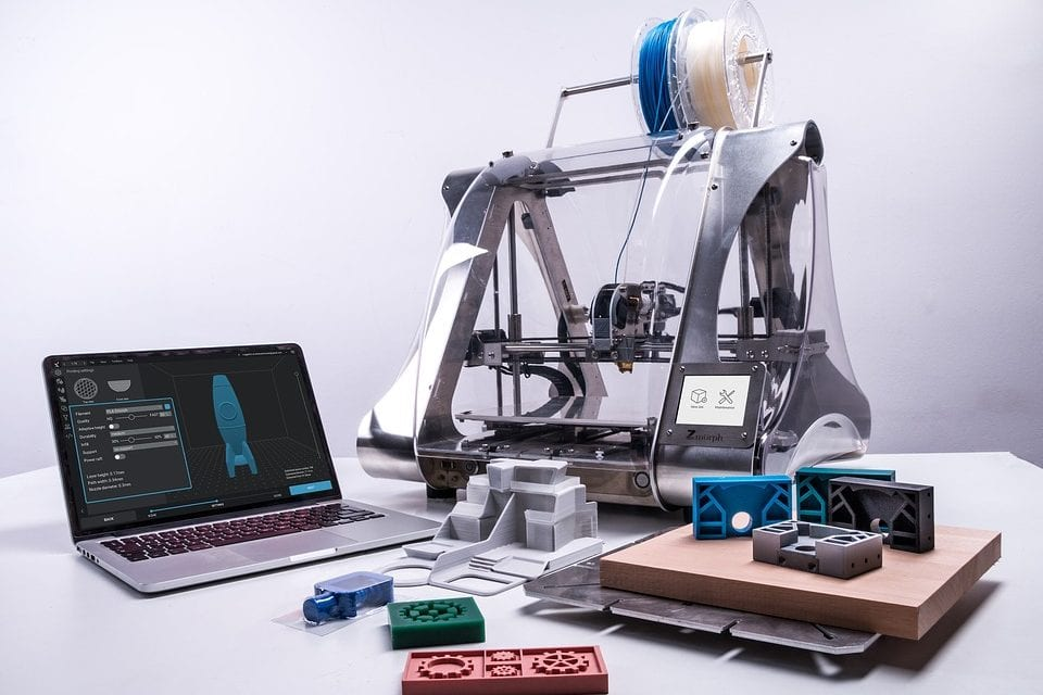 How 3D Printing is Changing Tech Development