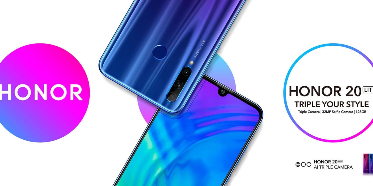 Honor 20 Lite Review – Like the Honor 10 Lite, but better.