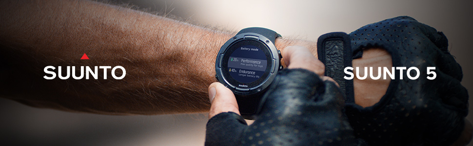 Suunto 5 Review – An affordable running / triathlon watch with an exceptional battery