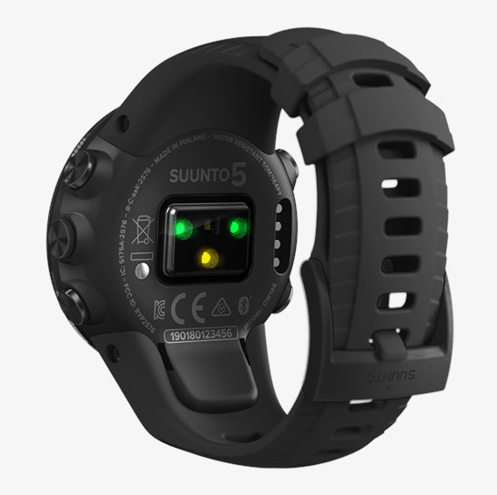 Suunto 5 Review - An affordable running / triathlon watch with an exceptional battery 5