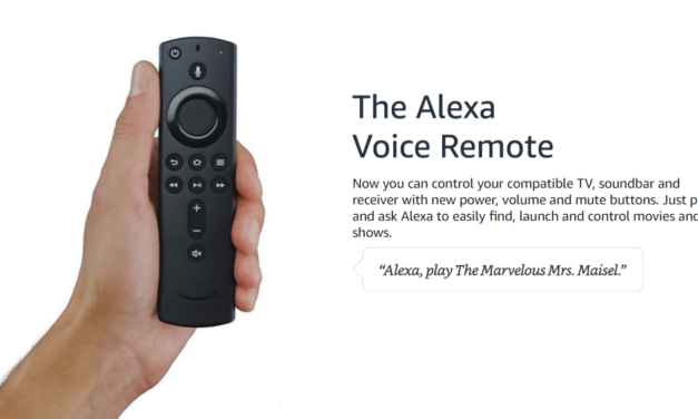 Amazon Fire TV Alexa Voice Remote Home Button Not Working, Responding or Connecting – Solved