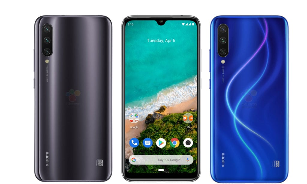 Xiaomi Mi A3 launches for £225 - Android One version of Mi CC9e with a low-resolution 720p screen 1