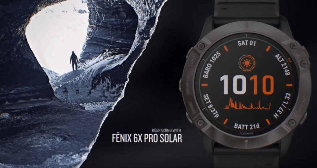 Garmin officially announce the Fenix 6 series including 6X Pro Solar - confirms Pro models, PacePro, and new battery options 4