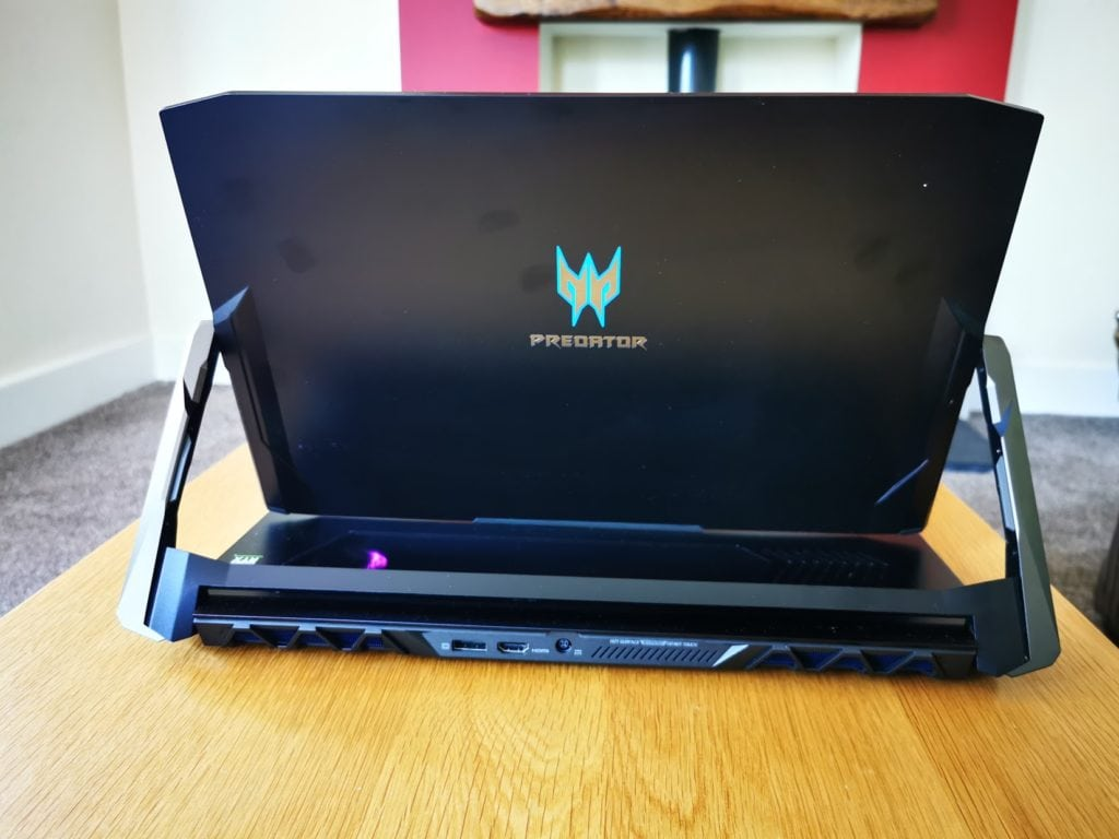 Acer Predator Triton 900 Gaming Laptop Review 15
