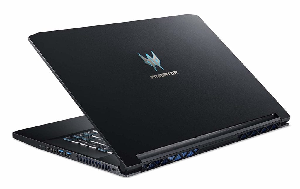 Acer Predator Triton 500 Gaming Laptop Review with Nvidia GeForce RTX 2060 4