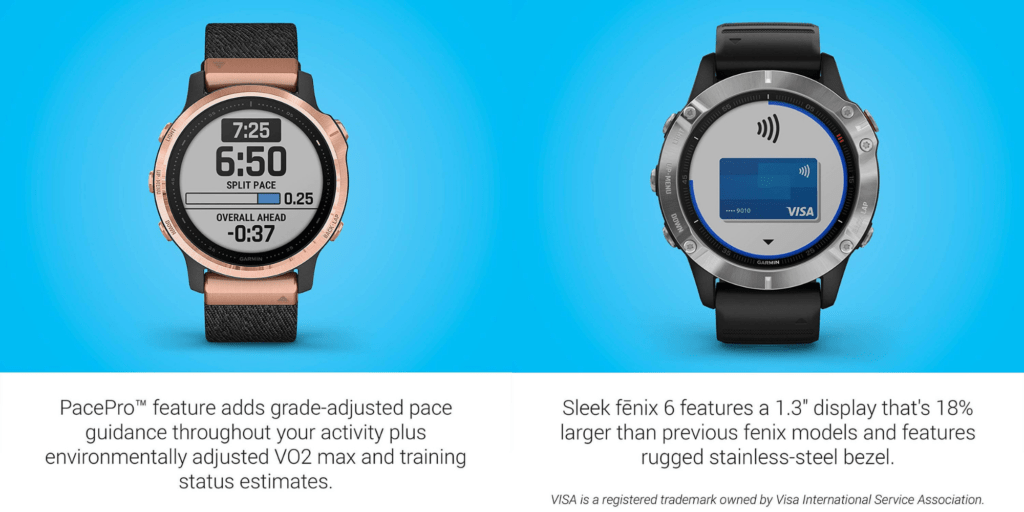 Wearables at IFA 2019 - Garmin, Fitbit, Misfit, Huami & Powerwatch 1