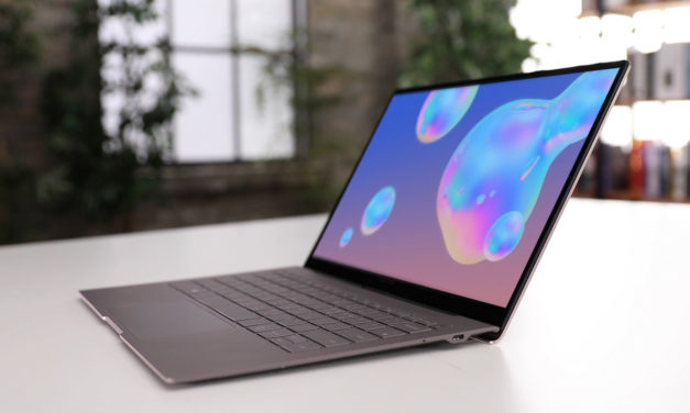 The Samsung Galaxy Book S with Qualcomm Snapdragon 8cx could be the best new ultraportable