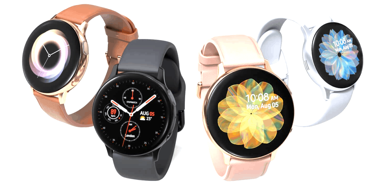 Samsung Galaxy Watch Active2 announced with  Exynos 9110