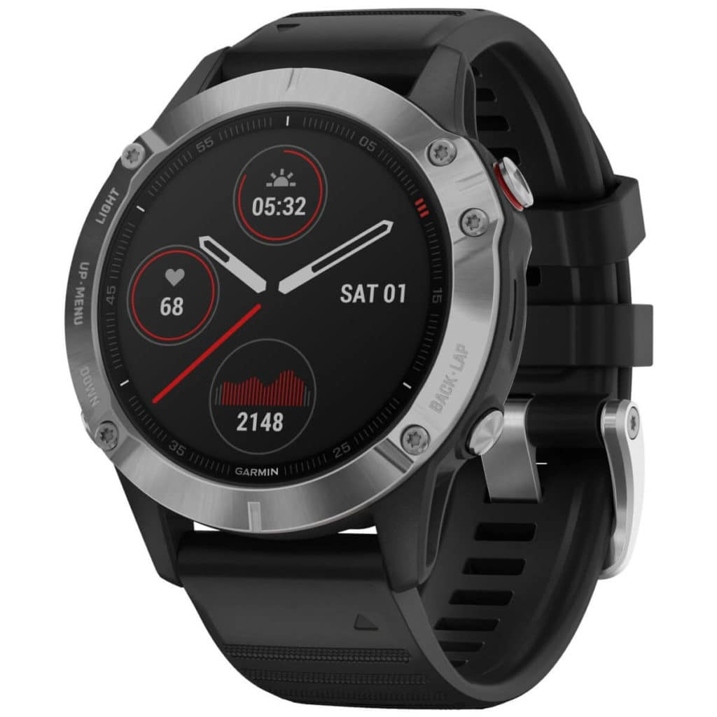 New Garmin Fenix 6, 6S and 6X images - detailed product renders 1