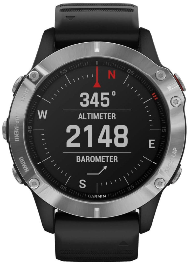 New Garmin Fenix 6, 6S and 6X images - detailed product renders 2