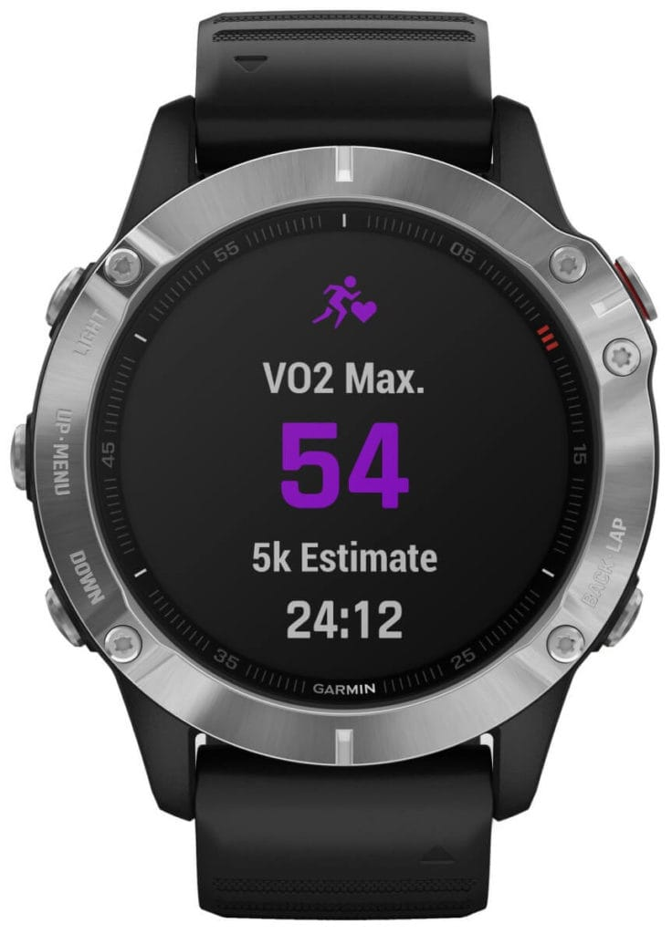 New Garmin Fenix 6, 6S and 6X images - detailed product renders 5