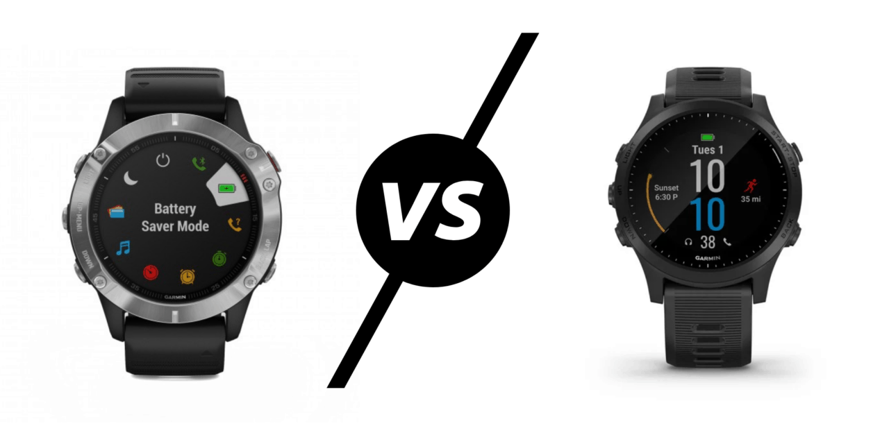 Is the Garmin Fenix 6 worth it over the Forerunner 945?