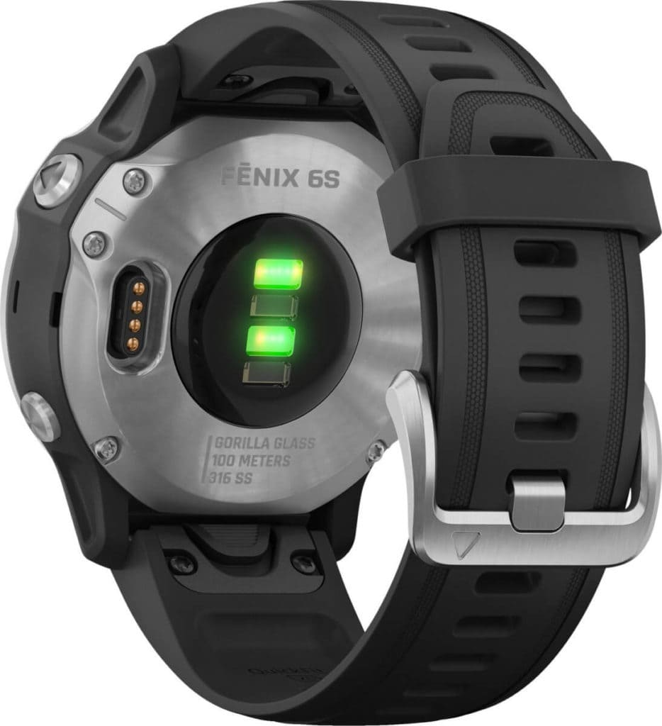 New Garmin Fenix 6, 6S and 6X images - detailed product renders 16