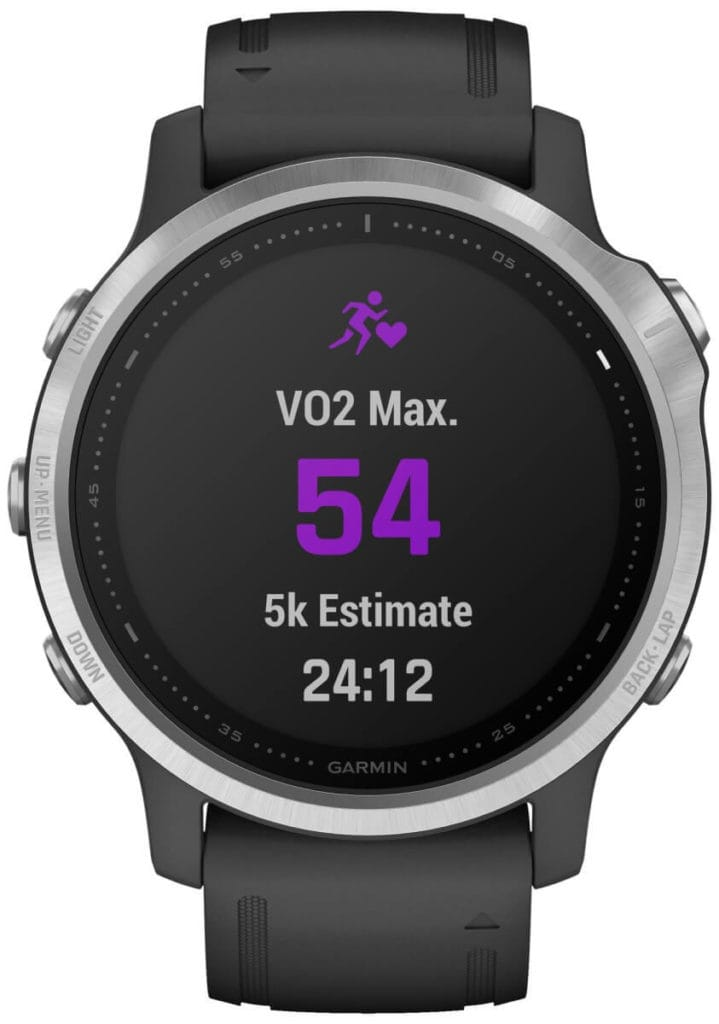 New Garmin Fenix 6, 6S and 6X images - detailed product renders 19