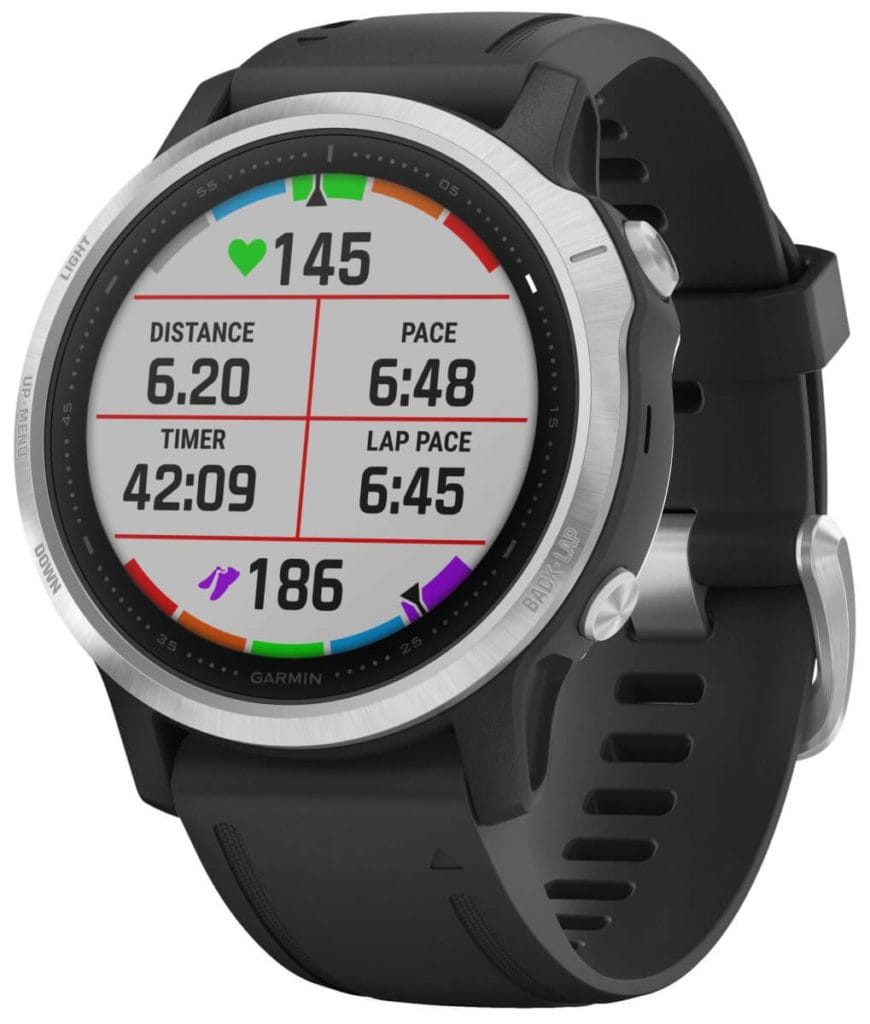 New Garmin Fenix 6, 6S and 6X images - detailed product renders 20
