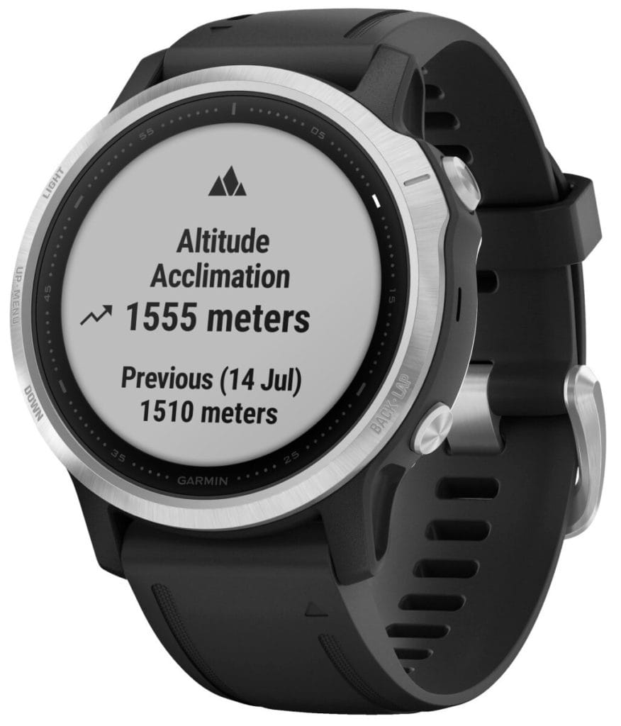 New Garmin Fenix 6, 6S and 6X images - detailed product renders 22