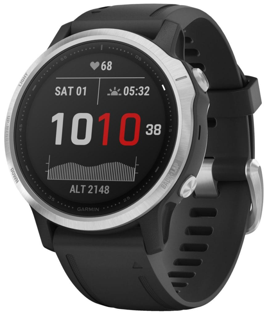 New Garmin Fenix 6, 6S and 6X images - detailed product renders 23