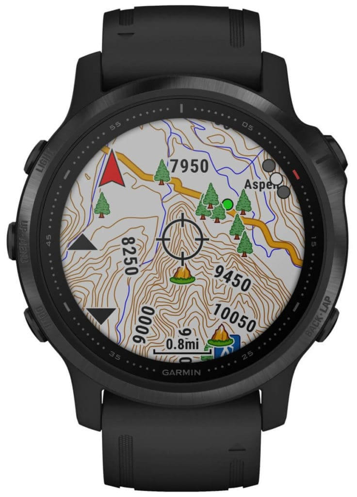 New Garmin Fenix 6, 6S and 6X images - detailed product renders 25
