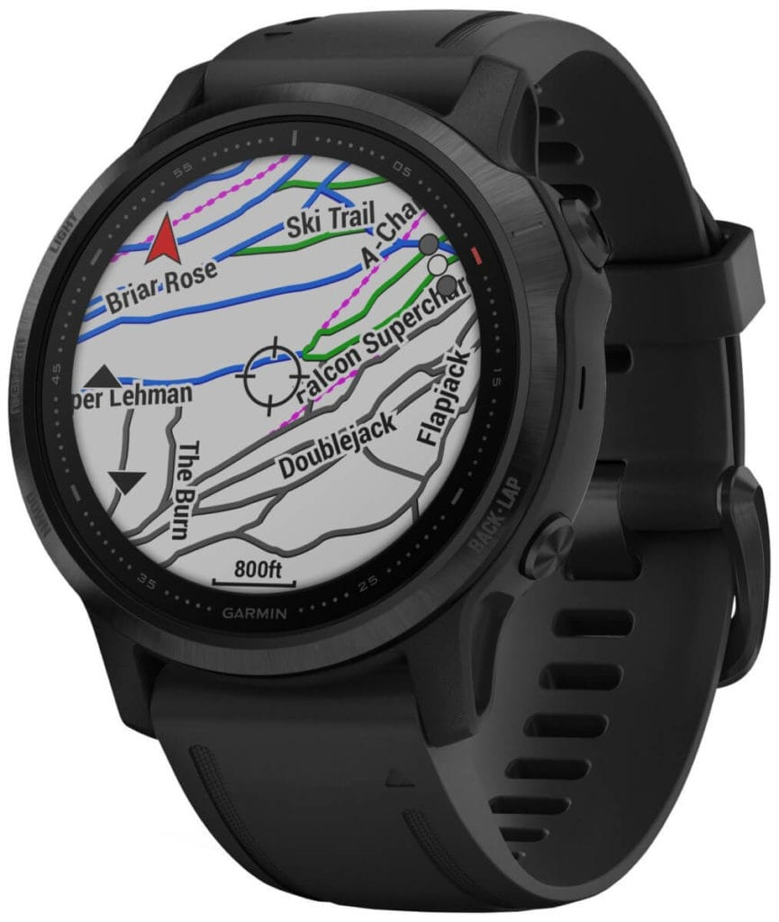 New Garmin Fenix 6, 6S and 6X images - detailed product renders 10