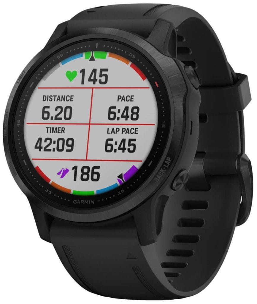 New Garmin Fenix 6, 6S and 6X images - detailed product renders 11