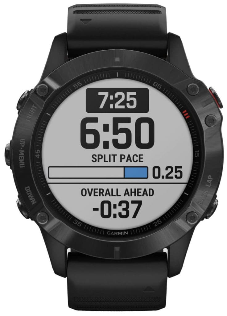 New Garmin Fenix 6, 6S and 6X images - detailed product renders 30