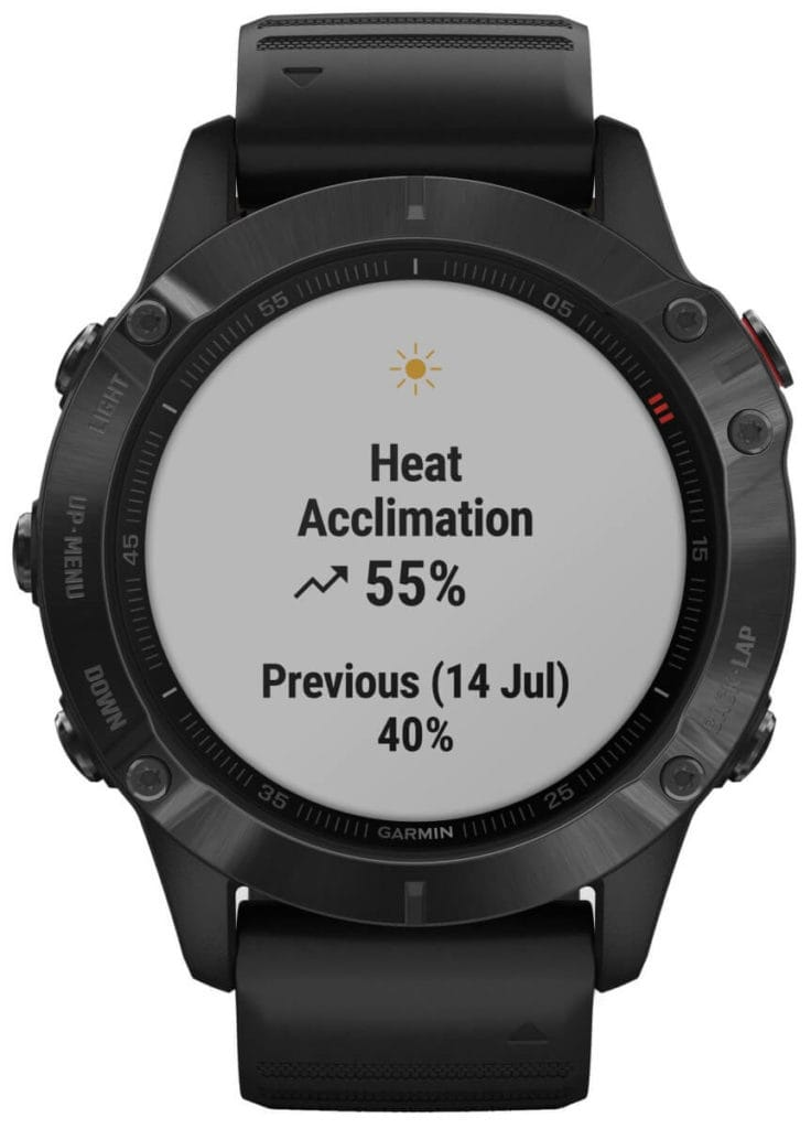 New Garmin Fenix 6, 6S and 6X images - detailed product renders 31