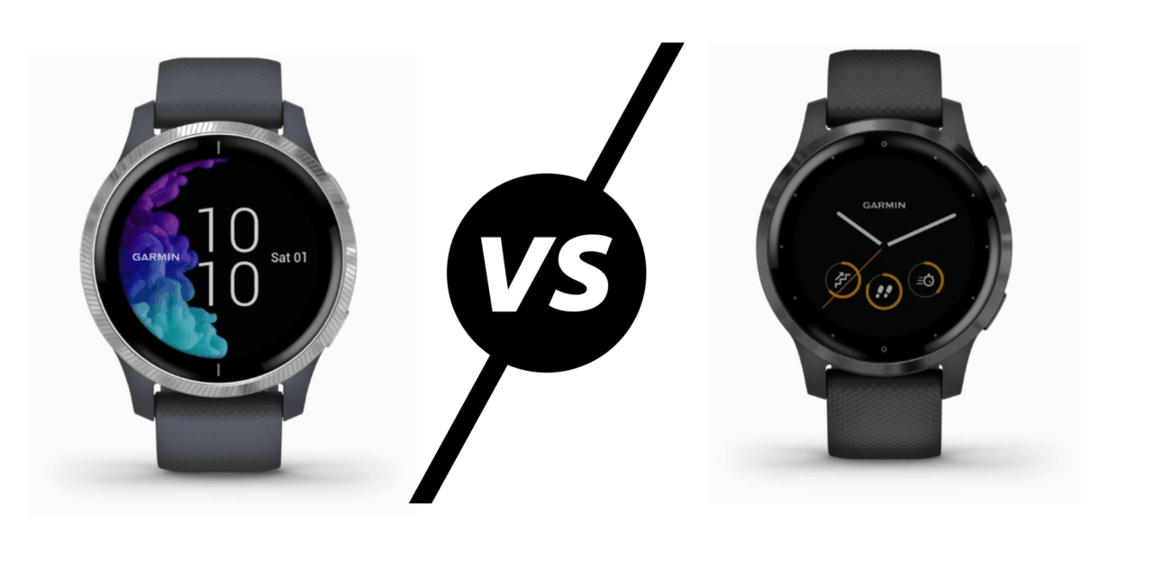 What is the Garmin Venu and how does it compare to the Vivoactive 4