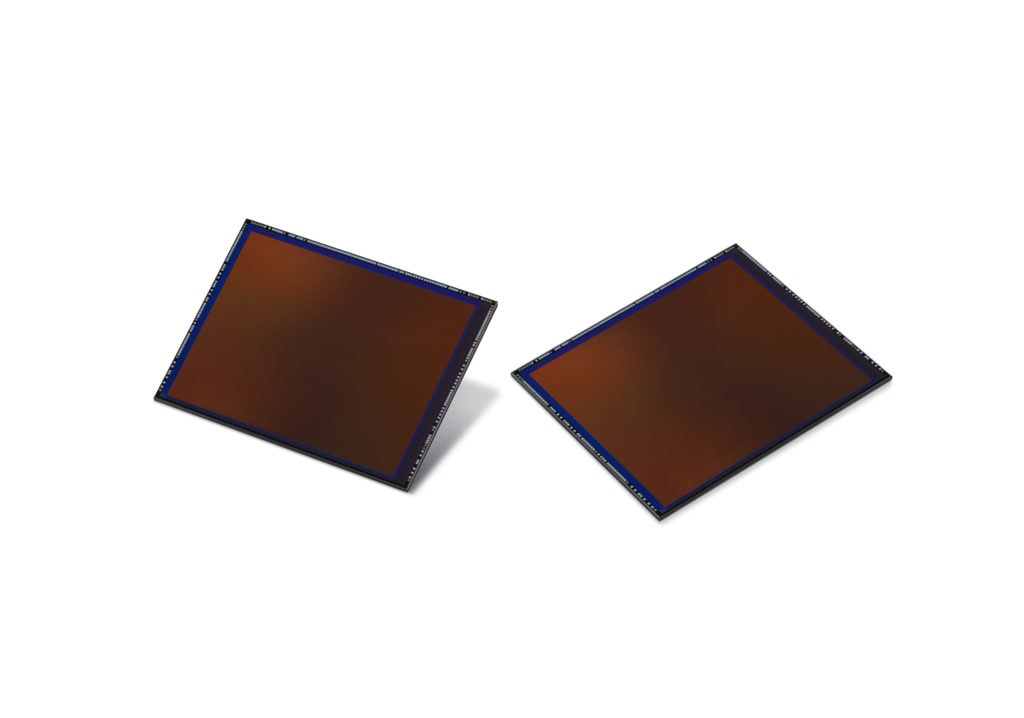 The least interesting product photo ever, the ISOCELL Bright HMX Sensor.